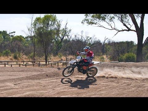 MX track York Western Australia