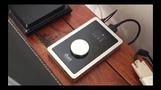 THIS IS A VIDEO ABOUT Apogee Duet USB for IOS & MAC, demonstration ...