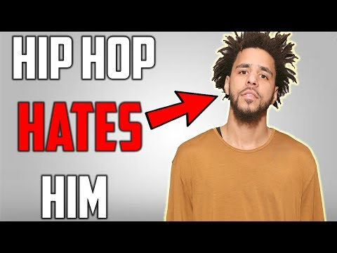 Why Does Hip Hop Hate J. Cole?
