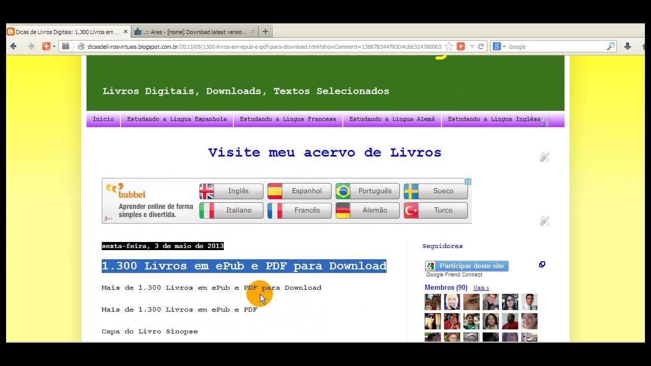 Epub Blogspot