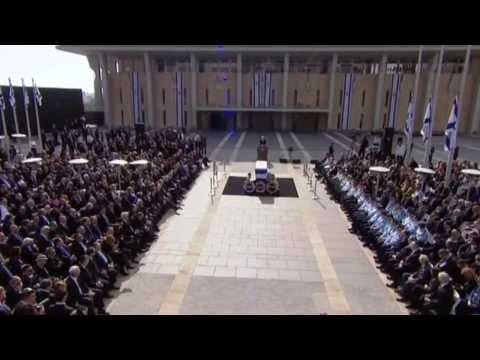 Israel: funeral de Ariel Sharon | Journal