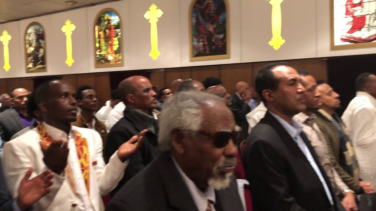 Easter 2019 at Merso Ahmar Eritrean Orthodox Church in Toronto Part 2