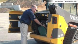 Volvo MCT35C Tracked Skid Steer - Maintenance