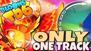 DUO WALKA Z LAGAMI | Only One Track | Bloons TD6 PL