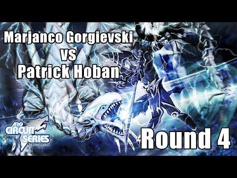 ARGCS Richmond 2016 Round 4 Marjanco Gorgievski vs Patrick Hoban