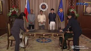 Download Video Meeting with Mrs. Monica Louise 'Nikki' Prieto-Teodoro and AFP Chief of Staff General Eduardo Año MP3 3GP MP4