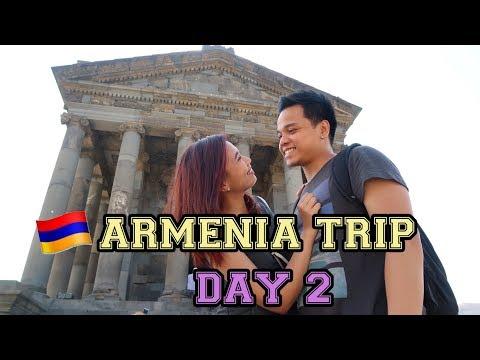 ARMENIA TRIP - DAY 2 (VLOG # 21)   Donna Krizel