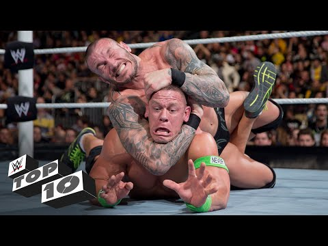 Stolen submission finishers: WWE Top 10, Nov. 12, 2018
