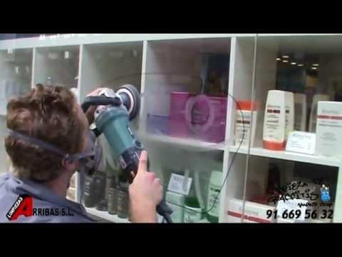 Reparar cristales rayados funnycat tv - Reparador de cristales ...