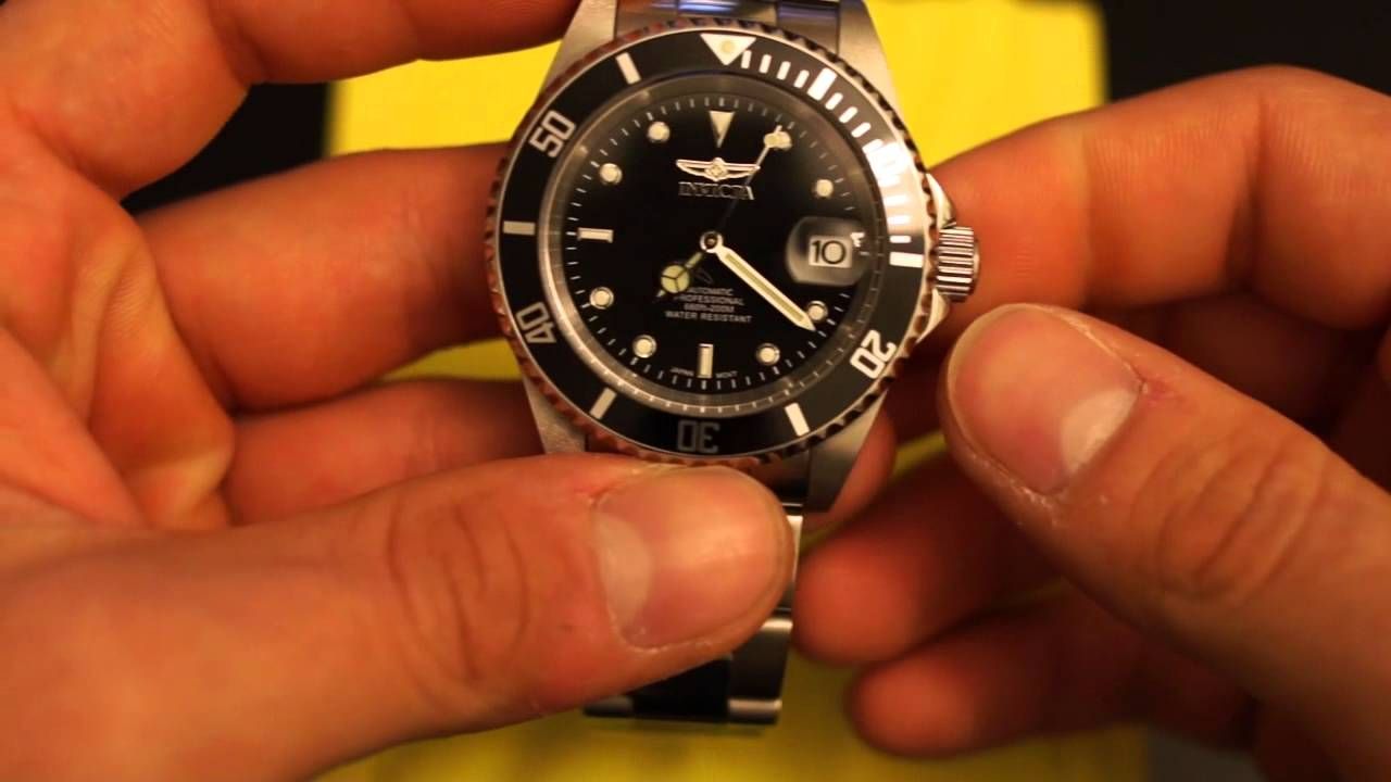 Invicta 8926OB First Look Rolex Submariner look alike