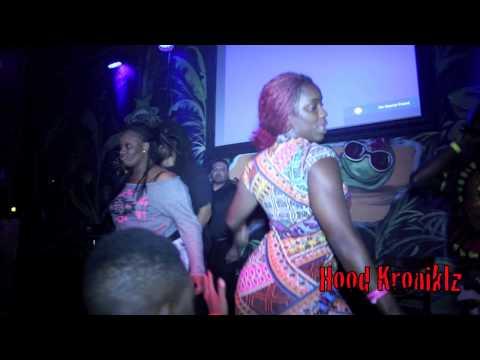 Koonta Kentay show footage @ Froggys nightclub sarasota 941