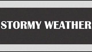 Tokio Hotel - Stormy Weather Lyrics (SW)
