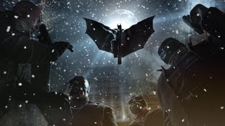 Batman Arkham Origins Gameplay - 15 Minute E3 2013 Demo