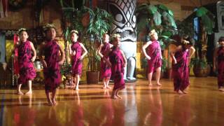 Aloha Week Hula - Hula Halau