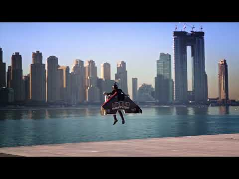 Iron Man dreams are closer to becoming a reality thanks to this new Jetman Dubai video