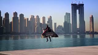 Jetman Dubai Takeoff - 4K