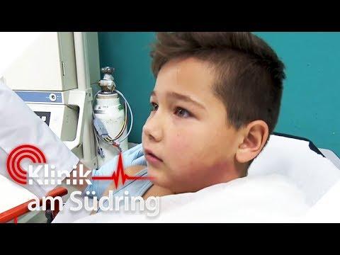 Simon (10) rettet seinen Papa! Dramatischer Vater-Sohn-Tag! | Klinik am Südring | SAT.1 TV