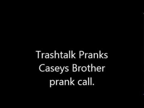 Casey's Brothel Prank Call