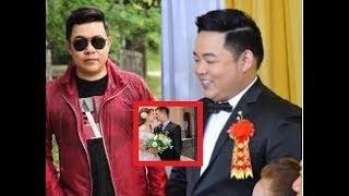 Quang Lê bất ngờ thông báo cưới vợ