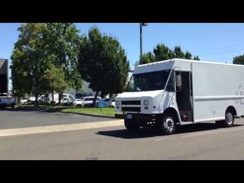 2000 Freightliner MT45 Utilimaster 15' Step Van for sale