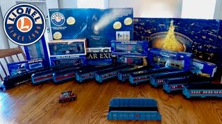 Polar Express Train Collection | Lionel, American Flyer, Wooden Railway