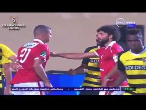 احسن فديو لعتزال حسام غالي علي اغنية كانسر