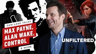 Sam Lake on Alan Wake 2, Control, How Max Payne Changed His Life, and More! - IGN Unfiltered 44