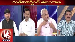 Good Morning Telangana | Special Discussion On Daily News | Cotton Farmers | V6 News
