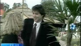 Celeste 001 (Telenovela Celeste capítulo 1, Andrea Del Boca, 1991)