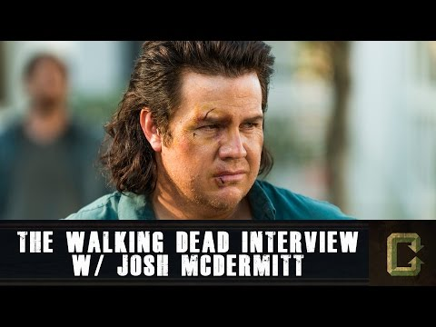 The Walking Dead Actor Josh McDermitt