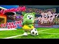"""サッカーチャンピオングミベア WORLD CUP 2018 """"Go For The Goal"""" Japanese - Gummy Bear Song"""