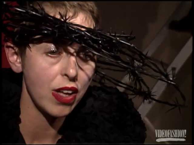 From the Vault: Isabella Blow - Videofashion