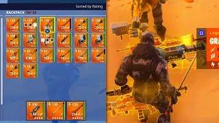 Comment obtenir 130 armes au niveau 1 - Fortnite Save The World...