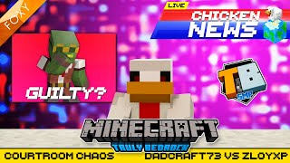 COURTROOM CHAOS   Truly Bedrock Season 2 [79]   Minecraft Bedrock Edition