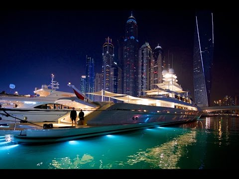 DUBAI INTERNATIONAL BOAT SHOW !!!THE MOST EXCLUSIVE PLACE TO BE !!!