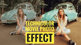Oversaturated Color Effects in Snapseed Photo Editing Tutorial