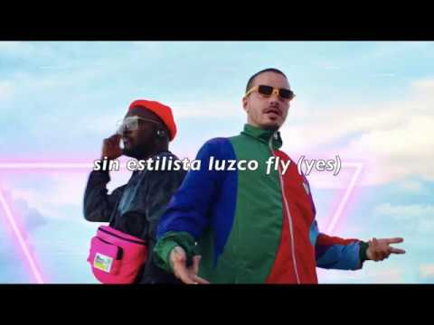The Black Eyed Peas, J Balvin – RITMO – sub español (lyrics)