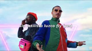 The Black Eyed Peas, J Balvin - RITMO - sub español (lyrics)