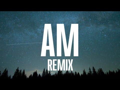 Nio García, J Balvin & Bad Bunny – AM Remix (Letra/Lyrics)