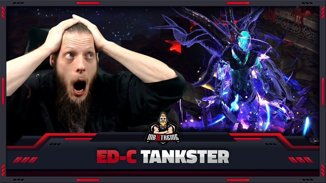 [PATH OF EXILE] – 3.9 – ED-C TANKSTER – ESSENCE DRAIN / CONTAGION ES BLOCK TRICKSTER