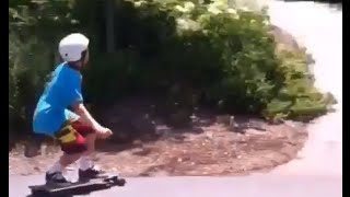 Epic fails compilation 2015   Extreme funny moments