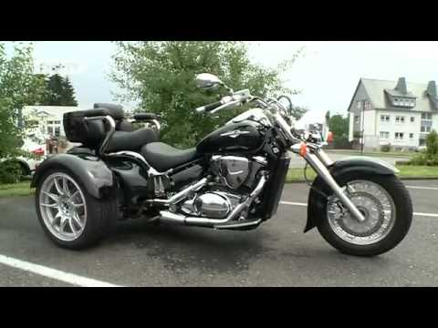 spot it rewaco trike ct 800 s drive it youtube. Black Bedroom Furniture Sets. Home Design Ideas