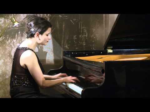 Dora Deliyska plays Schubert, Sonata in A major (D959),3mov