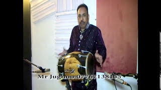 Jugnoo An Amzing Dholak Player