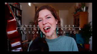 Gambar cover Alicia Keys - Underdog - Cover (For the Piano Karaoke Instrumental skip to 3:00)