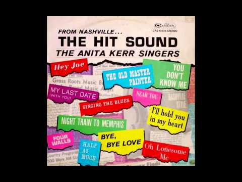 Anita Kerr - Bye Bye Love (The Everly Brothers Cover) mp3
