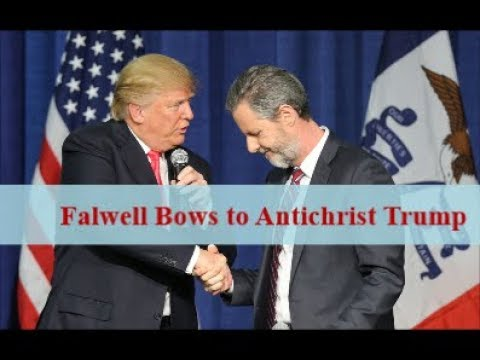 "Falwell Makes ""Trump Movie"" - Ignoring LU Students' Petition"