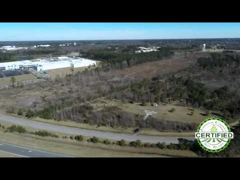 Oak Tree Industrial Park Site - Selma NC