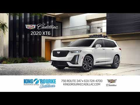 King O'Rourke Cadillac New & Preowned Cadillac Dealership
