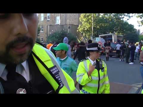 Metropolitan Police attempt abuse of Section 35 at Hackney One Carnival